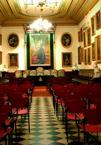 Concert Reial Academia Belles Artes